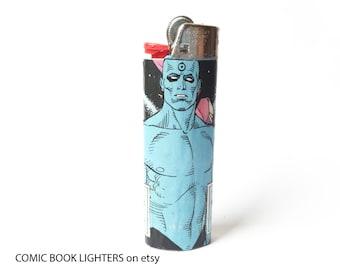 Watchmen Dr Manhattan Comic Book Lighter