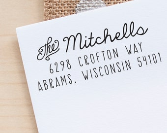 Custom Rubber Address Stamp, wedding stationery stamp wedding invitation stamp rustic wedding stamp envelope stamp eco friendly wooden stamp