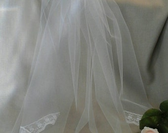 SABRINA Girls First Communion Veil