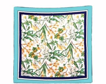 Tiffany & Co New York Silk Scarf