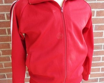 Vintage Long Sleeve Track Jacket by GT