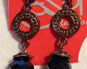 Earrings negros5