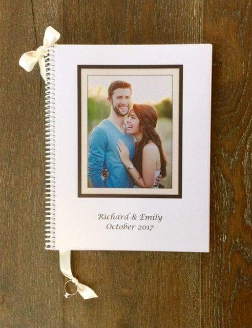 Wedding Planner Gift Set : Wedding Planner Book-Wedding Organizer-Engagement Gift-Wedding