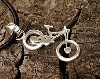 hanging bike enduro