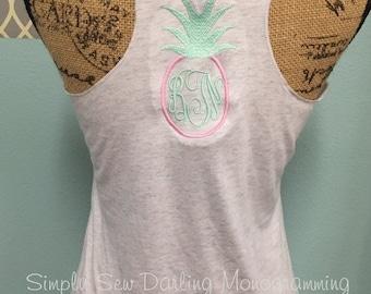 Embroidered monogrammed baseball raglan tee by for Custom embroidered columbia fishing shirts