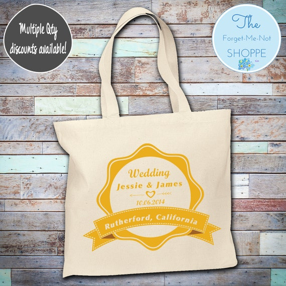 Celebration Wedding Day Canvas Tote Bags,  Bachelorette Totes, Nautical Bachelorette, Wedding Favor Bags, Tropical, Married, Gifts, Favors