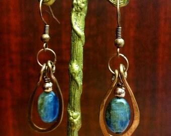 lucid dream earrings