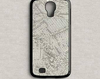 Vintage Map of Brooklyn New York Phone Case Samsung GS4 | GS5 | GS6