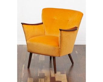 Cocktailsessel 50er retro  50er Jahre 60er Jahre COCKTAIL Sessel Vintage Sessel Mid