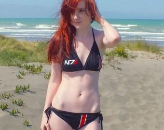 Mass Effect Bikini