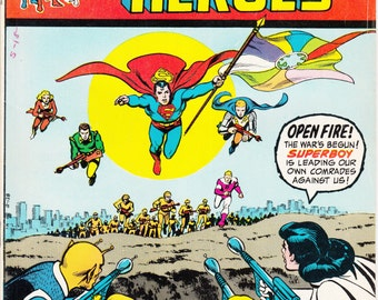 Legion of Super-Heroes #2, March 1973 Issue - DC Comics - Grade Fine