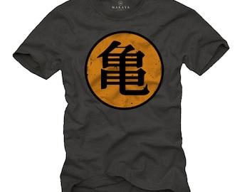 Cool Nerd Gamer T-Shirt Son Goku Symbol Geek Gift Gamer Tee Shirt