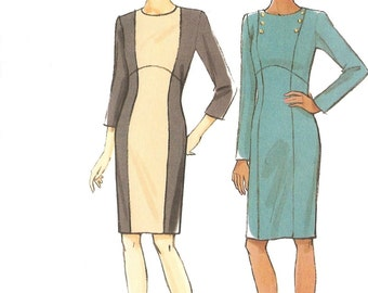 Vogue 9017 – Very Easy Vogue Dress