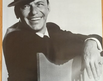 Frank Sinatra 27 in x 39 in wall art poster posters