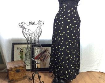 Vintage Dandlion Skirt