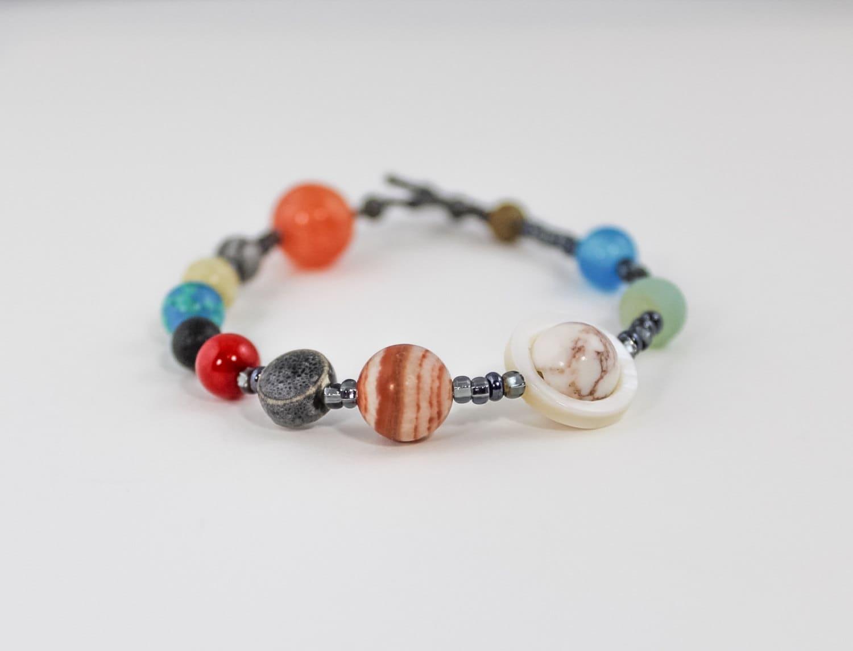 solar system bracelet - photo #1