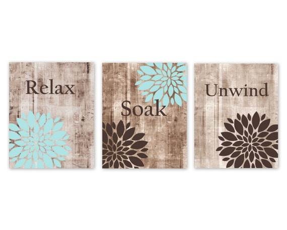 Bathroom wall art digital download instant download for Bathroom decor etsy
