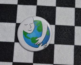 Earth Hugger Pin