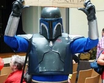 Star Wars: Mandalorian Deathwatch Armor