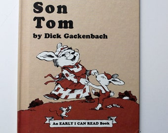 Vintage Mother Rabbit's Son Tom 1977