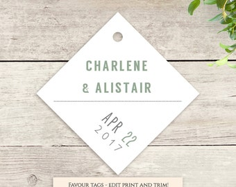 2x2 inch tags etsy for 2x2 label template
