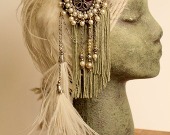 Mucha Headpiece