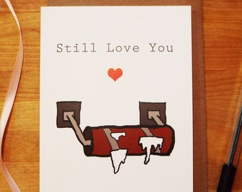 STILL LOVE YOU - Love Card