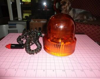 Vintage Emergency Light Etsy