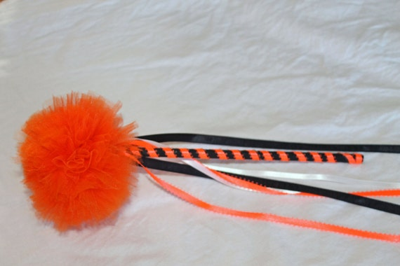 Orange magic wand halloween wand wand princess by for Wand orange
