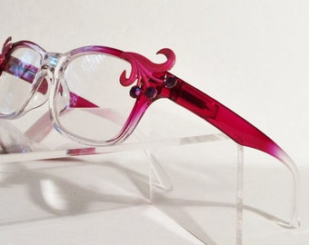Pretty in Pink Reading glasses +1.25