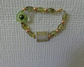 "8.5"" bracelete"