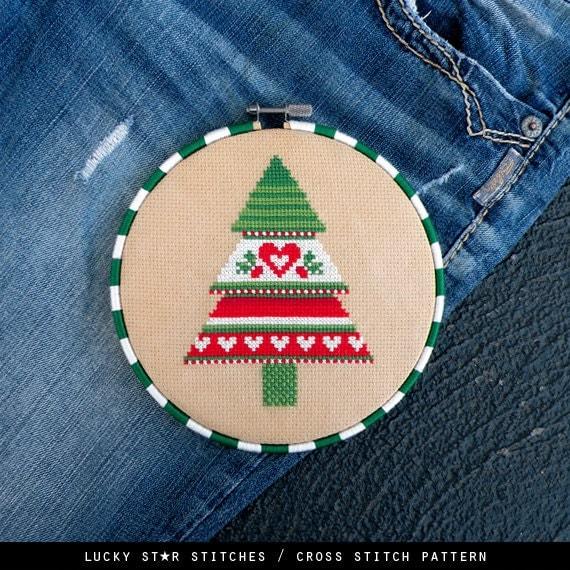 Half Christmas Tree Wall