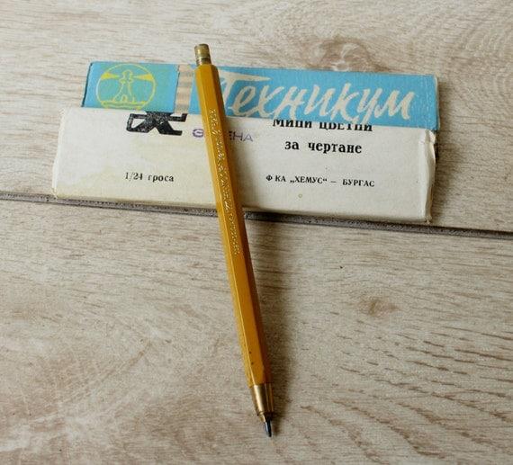 Mechanical pencil drafting mechanical pencil vintage - Portamine vintage ...