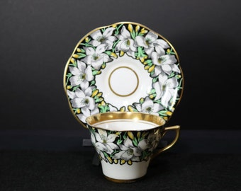 Vintage Rosina China Tea Cup - England