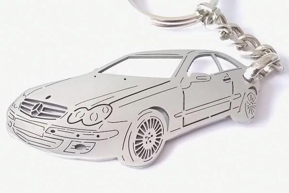 Mercedes keychain mercedes benz keychain mercedes clk 200 for Mercedes benz keychains
