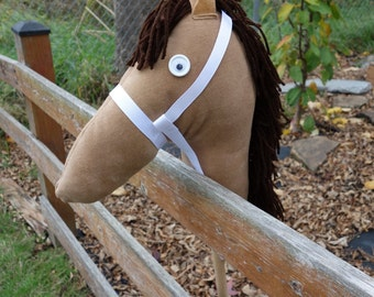 Stick Horse, Hobby Horse, for the Cowboy or Cowgirl!