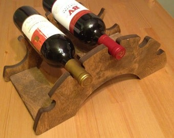 Countertop Wine Rack