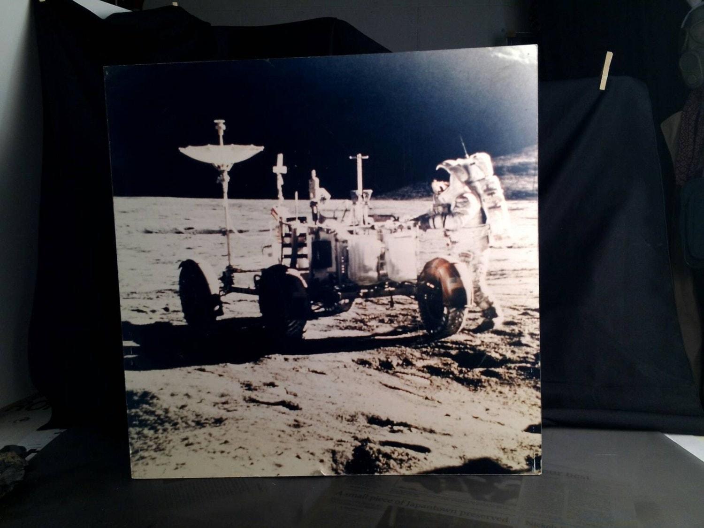moon landing color - photo #27