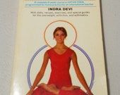 Yoga for Americans : A Complete 6 Week Course in Hatha Yoga Programmed for Home Practice ** by Indra Devi ** 1968 vintage paperback