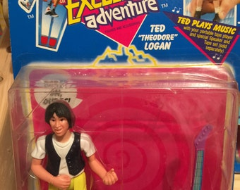 Bill and Ted's Excellent Adventure: Ted 1991