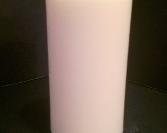 Beeswax and Paraffin Pillar Candle