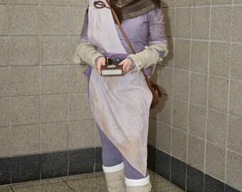 Apprentice Mage Robes: The Elder Scrolls V Skyrim Inspired Costume/Cosplay/LARP Full Outfit