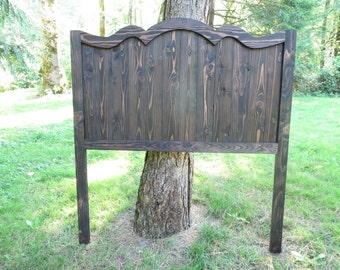 French Country Headboard Queen