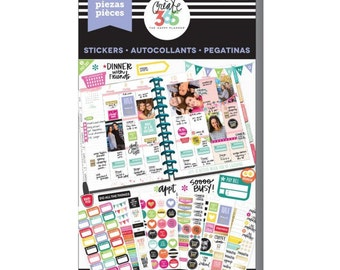The Happy Planner Sticker Pack