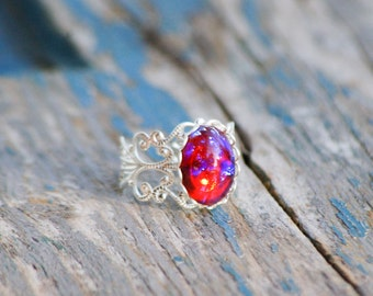Dragons Breath Opal  Etsy. Mood Stone Wedding Rings. Entwined Wedding Rings. Cheap Flower Wedding Rings. Patina Wedding Rings. Shoulder Rings. Pink Blake Lively Engagement Rings. Jodi Engagement Rings. Triangle Shaped Wedding Rings