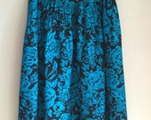 Floral skirt size medium
