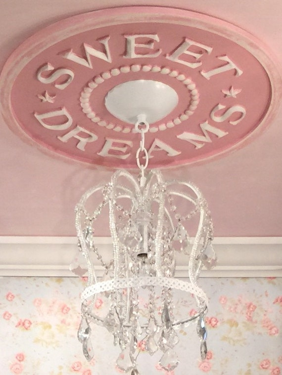 Sweet Dreams Ceiling Medallion