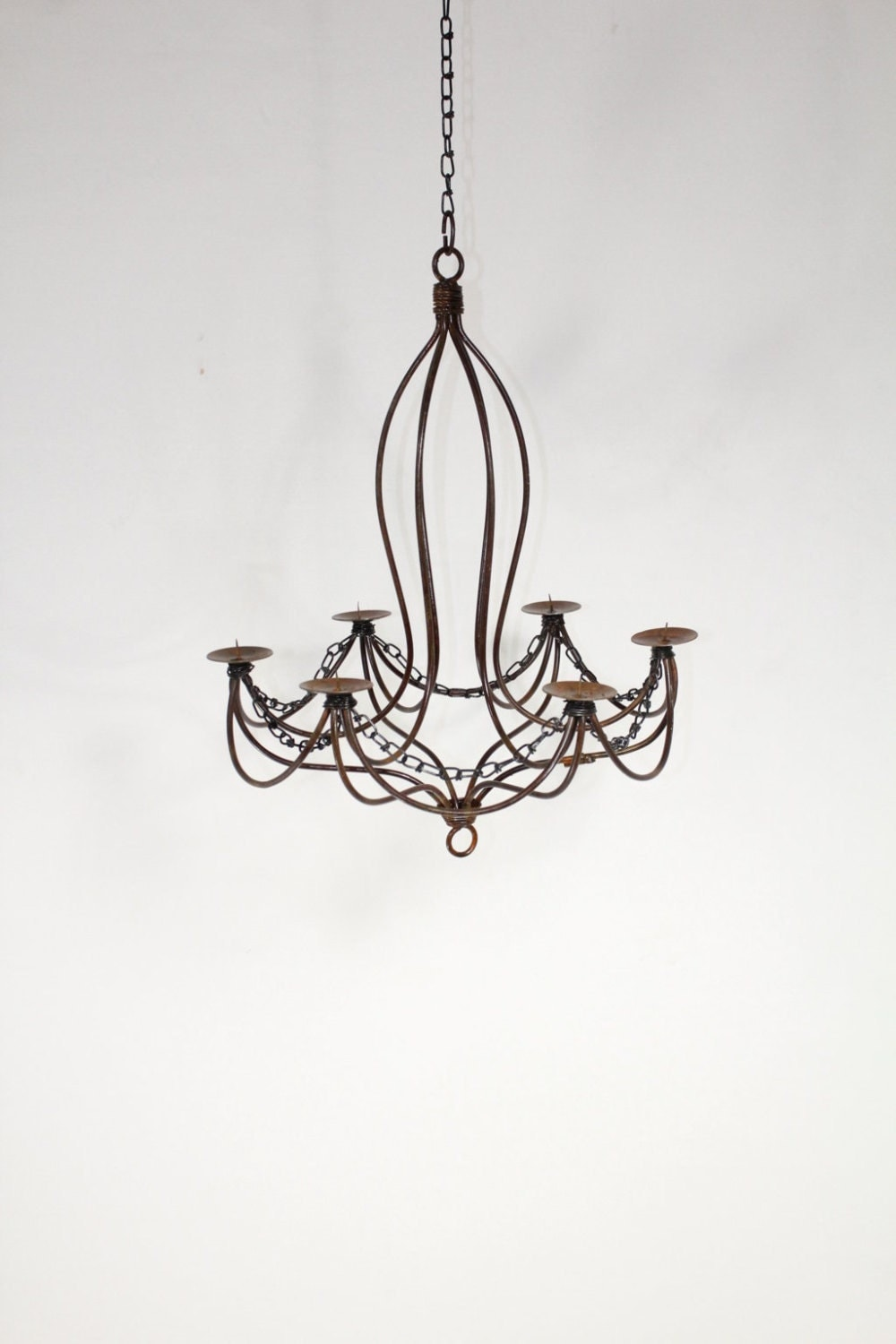 wrought iron candle chandelier lighting master