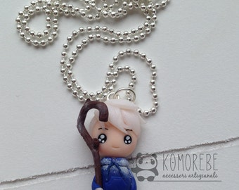 Jack Frost inspired, 5 legends, Rise of the guardians, Necklace