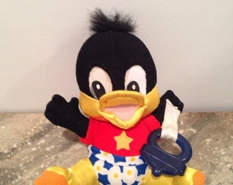 Baby Daffy Duck Plush